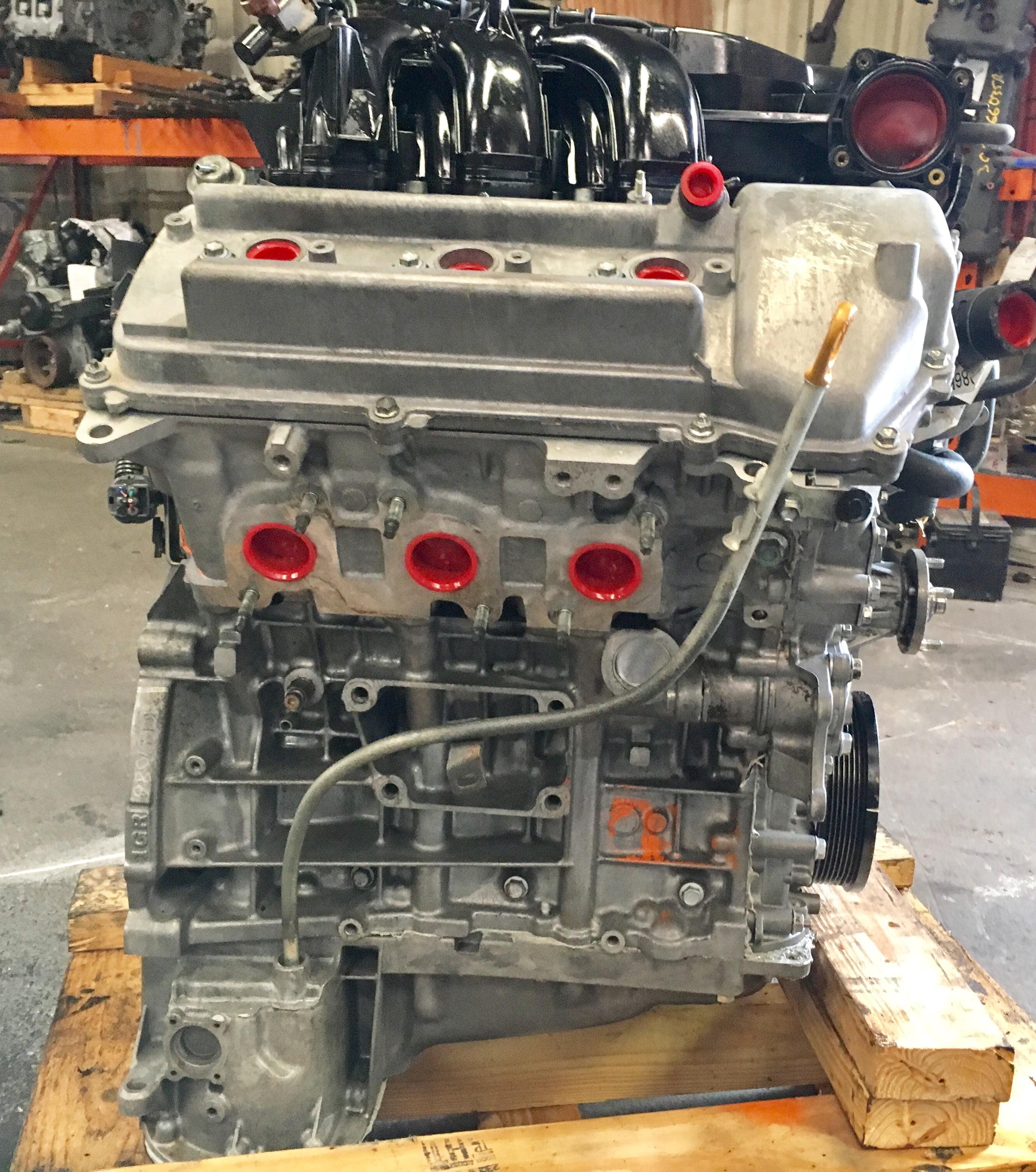 Toyota Tacoma 4Runner Tundra FJ Cruiser 4.0L Engine 2005 ...