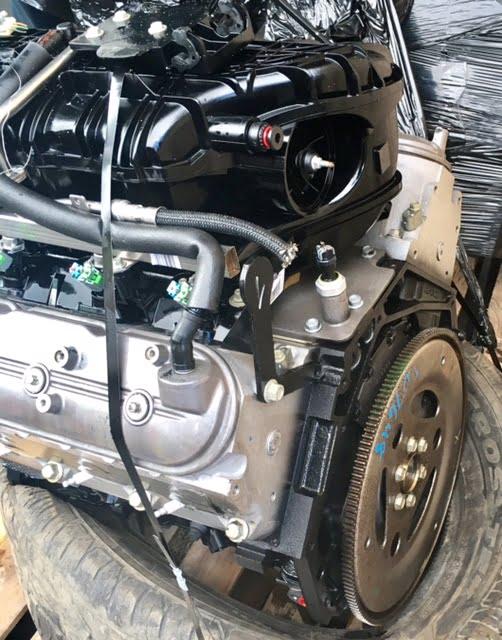 Chevrolet Silverado HD 2500 3500 – GMC Sierra HD 2500 3500 – Yukon XL – Suburban Engine 6.0L ...