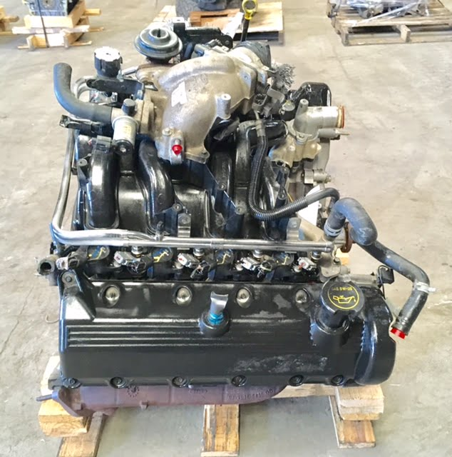 Ford F150 F250 F350 Excursion 5 4l Engine 2002 2005 A