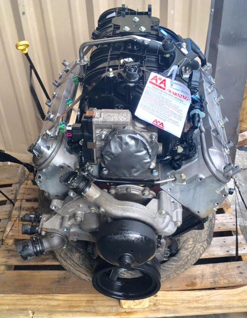 Chevrolet Silverado Hd 2500 3500  U2013 Gmc Sierra Hd 2500 3500  U2013 Yukon Xl  U2013 Suburban Engine 6 0l