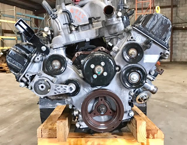 Ford F150 4 6l Engine 2004 2005 2006 2007 2008 2009 Vin W Romeo