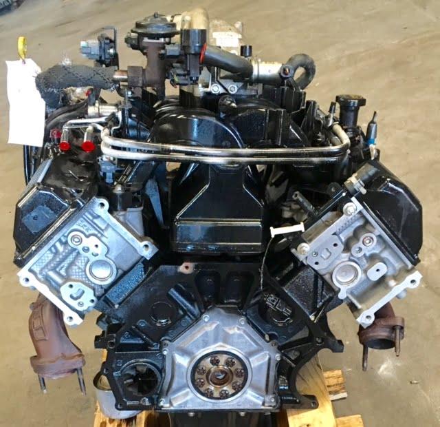 Ford F150 F250 F350 Excursion 5 4l Engine 2002 2005 A