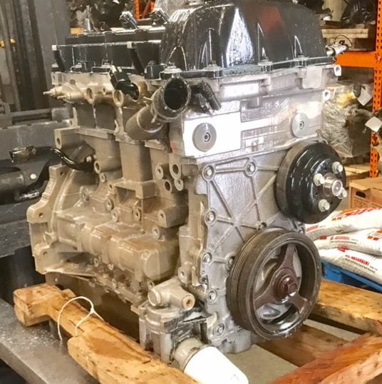 Chevrolet Colorado GMC Canyon Engine 2.8L 2004 – 2006