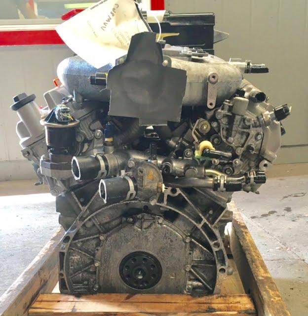 HONDA PILOT FWD 3.5L ENGINE 2006 – 2008