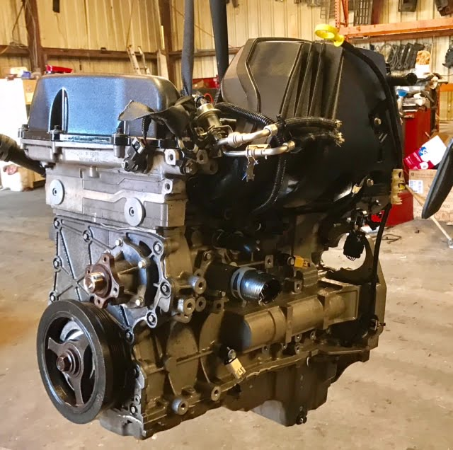Chevrolet Colorado GMC Canyon Hummer H3 Engine 3.5L 2004 ...