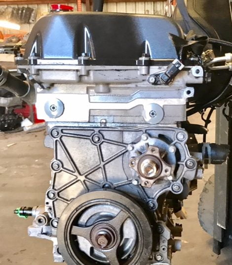 Chevrolet Colorado GMC Canyon Hummer H3 Engine 3.5L 2004