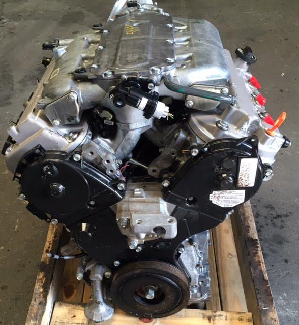 Honda Odyssey Ex L Touring Fwd 3 5l Engine 2007 A Amp A