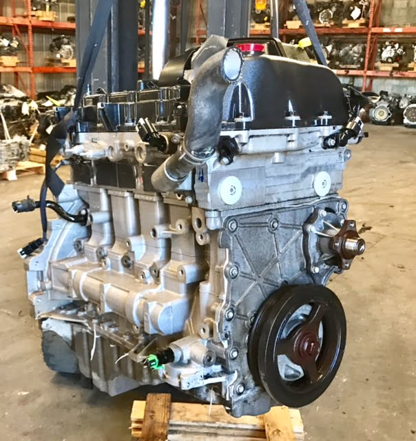 Chevrolet Colorado Gmc Canyon Hummer H3 Engine 3 5l 2004  U2013 2006