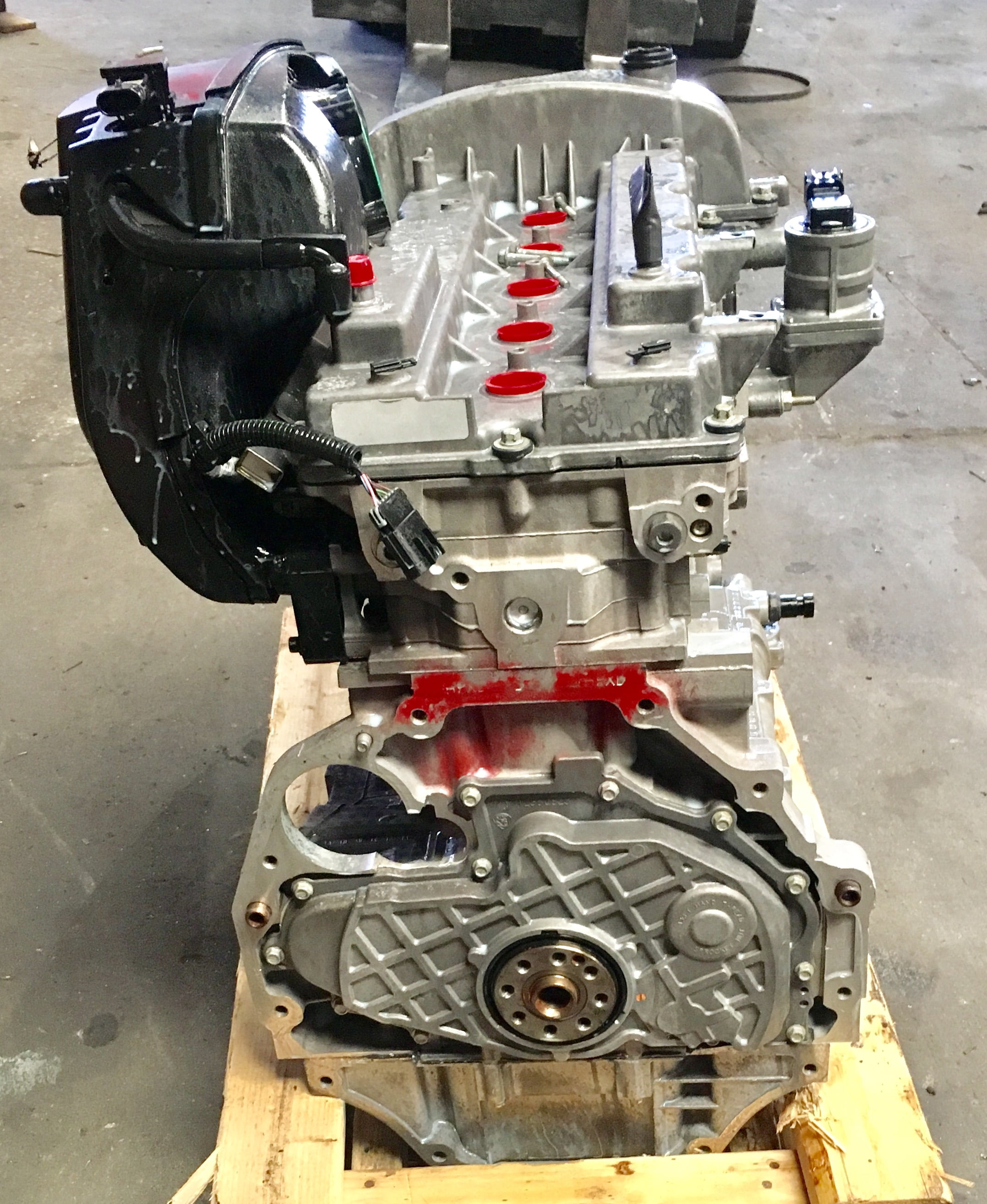 Chevrolet Colorado GMC Canyon Hummer H3 Engine 3.7L 2008