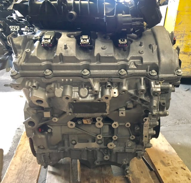 Chevrolet Camaro Cadillac Cts Sts 3 6l Engine 2008 2009