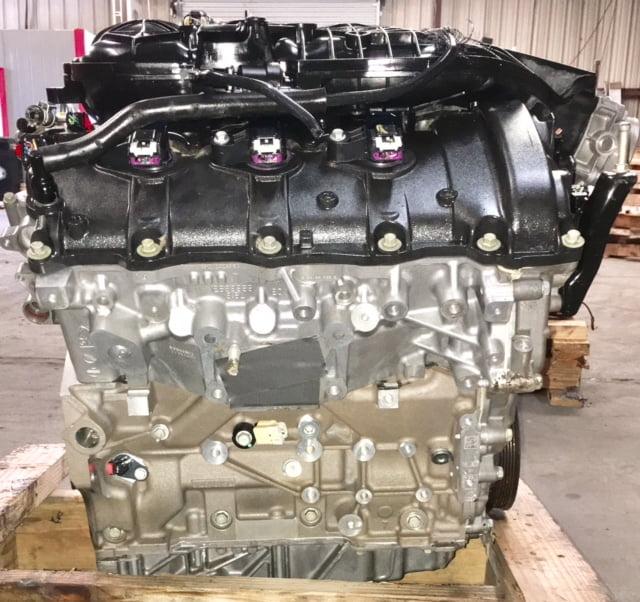 Chevrolet Camaro Impala Lacrosse Cadillac CTS ATS SRX 3.6L ...