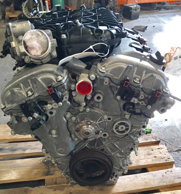 Chevrolet Camaro Impala Lacrosse Cadillac CTS ATS SRX 3.6L