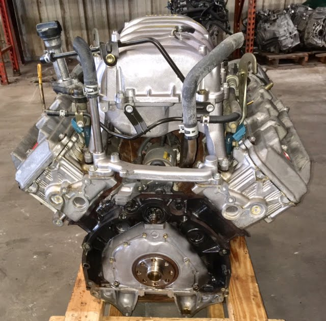 Toyota Tundra Sequoia Land Cruiser Lexus Lx470 4 7l Engine