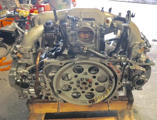 Subaru Forster Legacy Impreza Outback SOHC 2 5L Engine 2006 2007 2008 2009  2010
