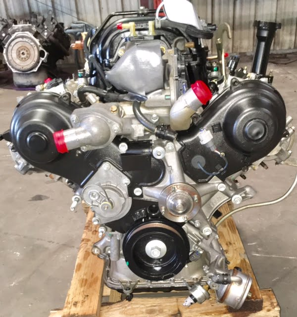 Toyota Tundra Sequoia 4 7l Engine 2005 2006 2007 2008 2009