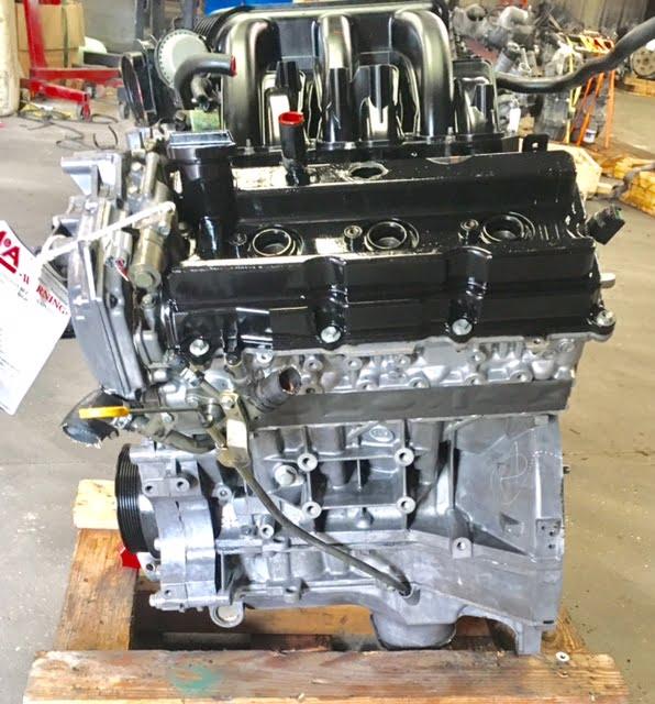 Nissan Pathfinder Xterra Frontier 4 0L Engine 2005 2006 2007 2008