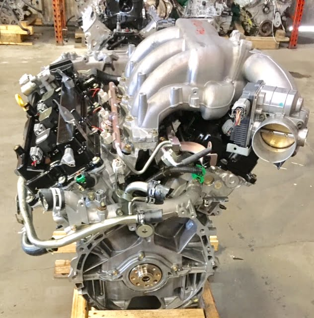 Nissan Maxima 3 5l Engine 2009 2010 2011 2012 2013 2014