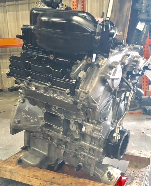 Nissan Pathfinder Xterra Frontier 4 0l Engine 2005 2006