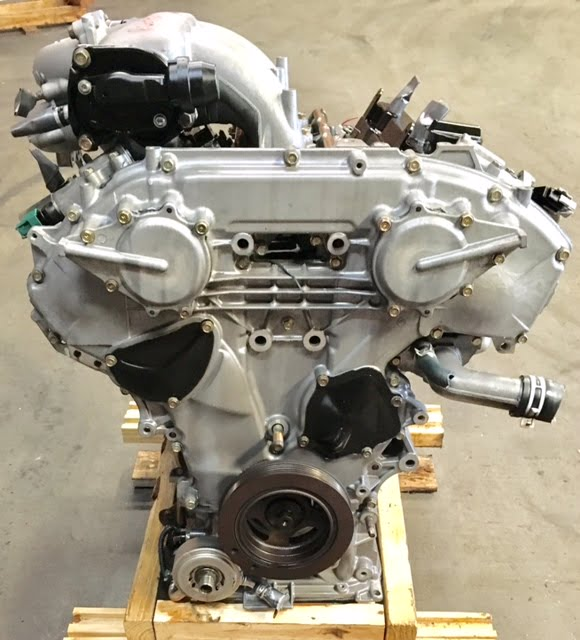 Nissan Maxima 3.5L Engine 2009 2010 2011 2012 2013 2014 ...