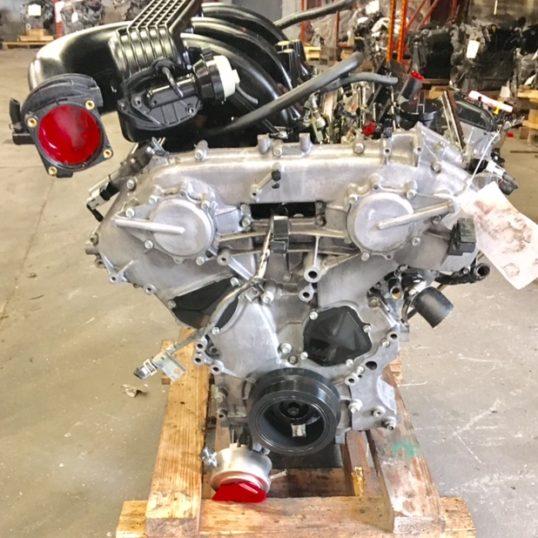 Nissan Pathfinder Xterra Frontier 4.0L Engine 2005 2006 ...