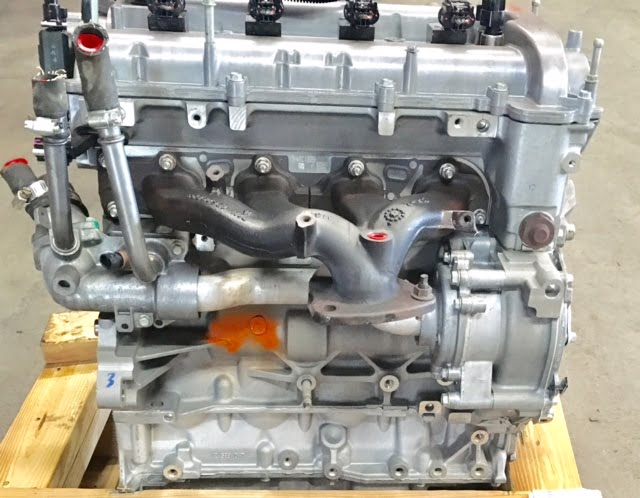 Chevrolet GMC ALLURE EQUINOX LACROSSE REGAL TERRAIN 2 4L ENGINE 2010 – 2011  Opt LAF