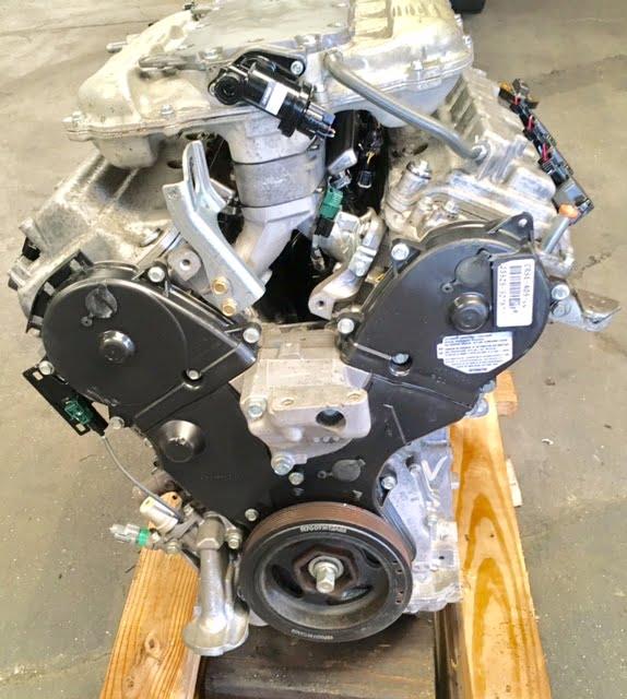Honda Ridgeline 3.5L Engine 2009 2010 2011 2012 2013 2014 | A & A Auto & Truck LLC