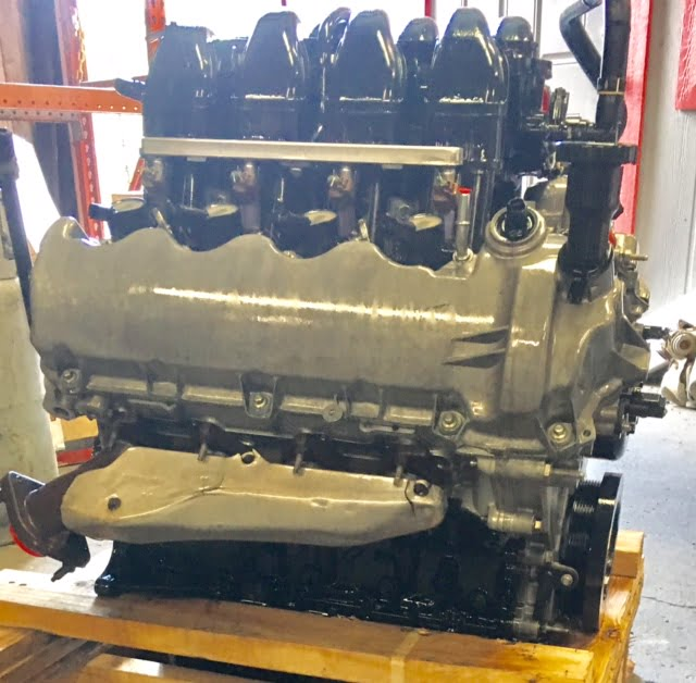 Used 2010 Ford F150: Ford F150 4.6L 3V Vin# 8 Engine 2009 2010