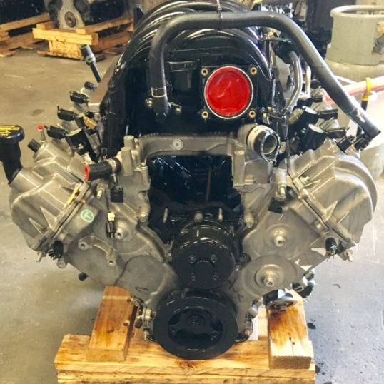 Auto Parts Interchange >> Ford F150 4.6L 3V Vin# 8 Engine 2009 2010 | A & A Auto ...