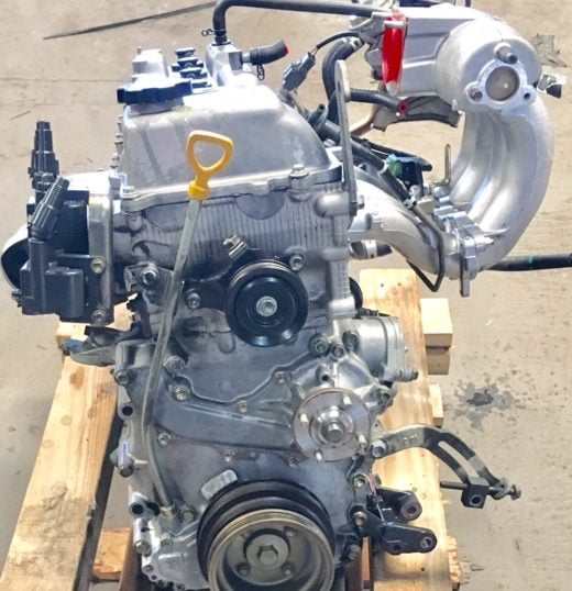 Toyota 4 Runner T100 Tacoma 2 7l Engine 1996 1997 1998
