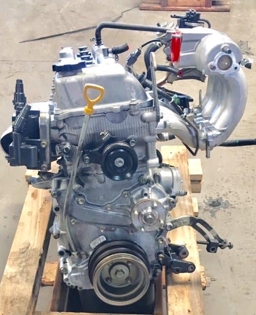 1996 toyota t100 engine