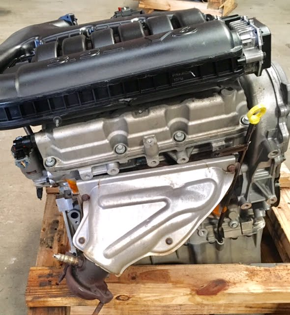 DODGE CHARGER MAGNUM CHRYSLER 300 3.5L ENGINE 2005 2006