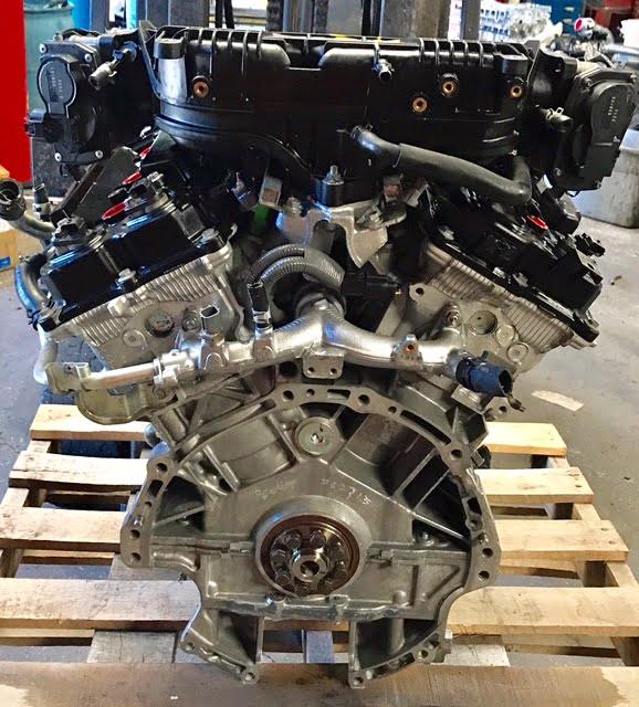 Nissan 370Z Infinity G37 M37 QX50 QX70 Q40 Q50 Q60 3 7L Engine 2009 2010  2011 2012 2013 2014 2015 2016 2017