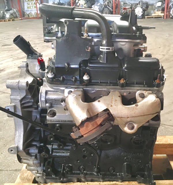 Dodge Caravan Chrysler Town  U0026 Country Pacifica 3 8l Engine