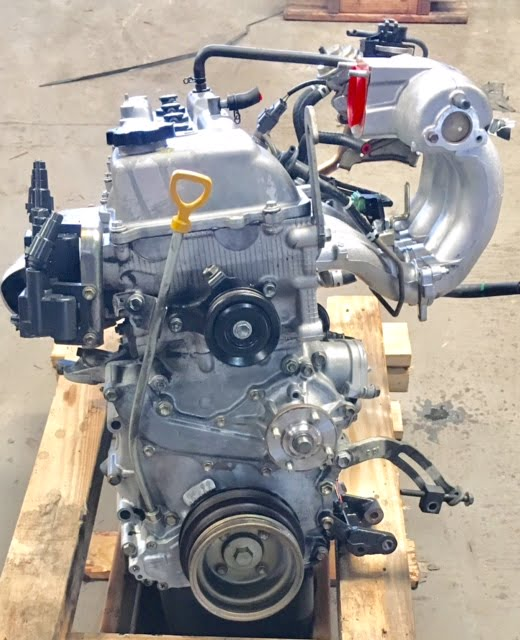 Toyota Tacoma Engine >> Toyota Tacoma 2 4l Engine 1997 1998 1999 2000 2001 2002 2003 2004