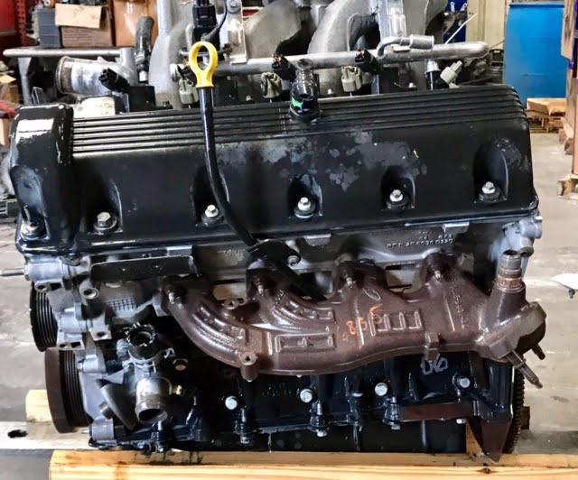 Ford Explorer Mercury Mountaineer 4 6l Engine 2003 2004