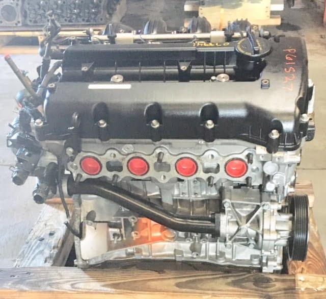 hyundai sonata 2 4l engine 2006 2007 2008 a a auto. Black Bedroom Furniture Sets. Home Design Ideas