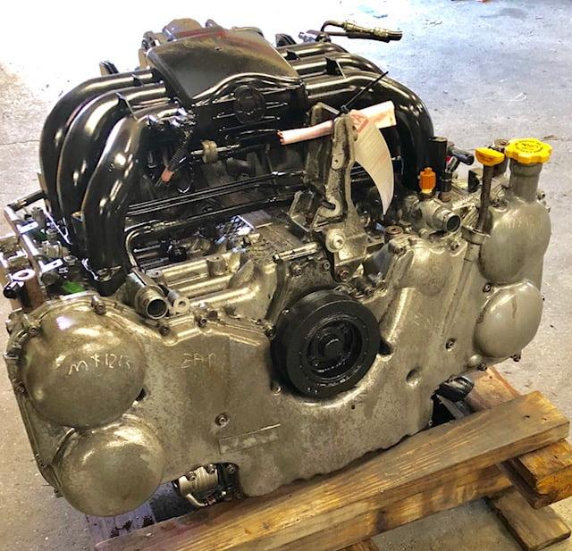 Subaru Tribeca 3.6L Engine 2008 - 2009 | A & A Auto ...
