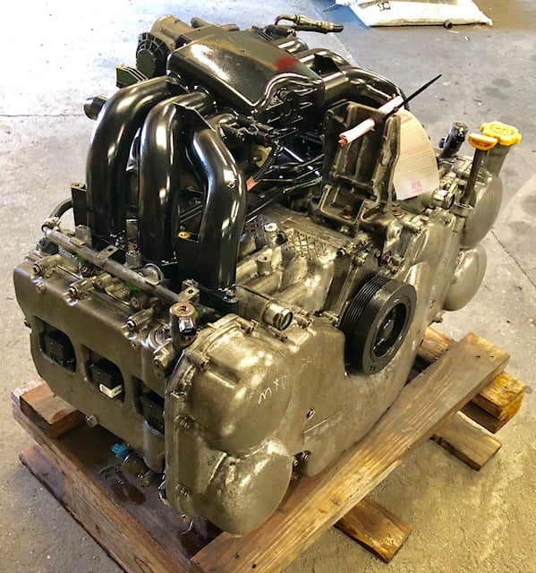 A A Auto Truck Llc: Subaru Tribeca 3.6L Engine 2008 – 2009