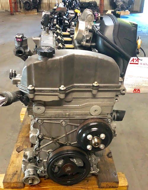 Chevrolet Colorado GMC Canyon Isuzu I-290 2.9L Engine 2008 ...