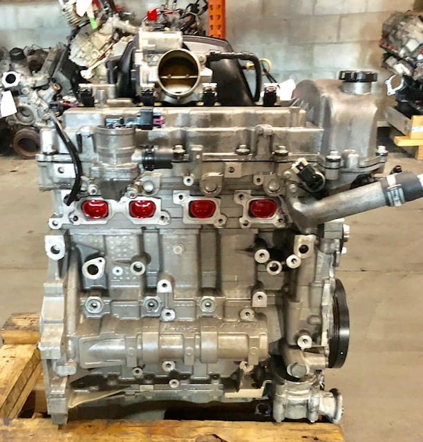 Chevrolet Colorado GMC Canyon Isuzu I-290 2.9L Engine 2008
