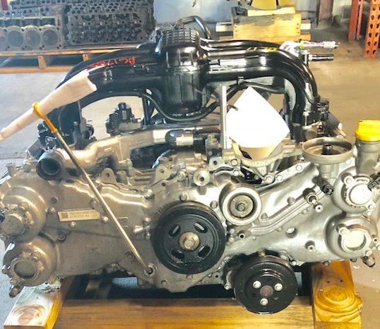 Subaru Forester Dohc 2 5l Engine 2011 2012 2013 Non