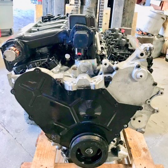 Dodge Avenger Jeep Journey Chrysler Sebring 3.5L Engine