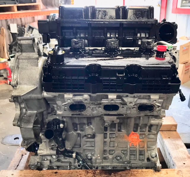 Engine For 2008 Dodge Charger