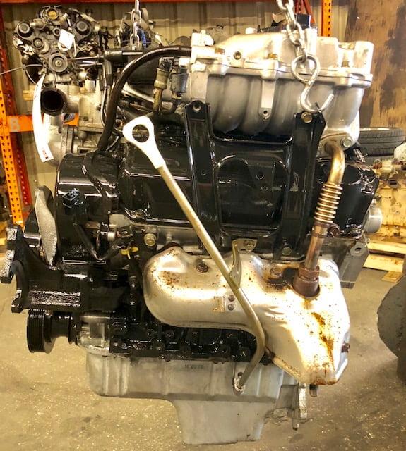 Auto Parts Interchange >> Mitsubishi Montero 3.5L Engine 2001 2002 | A & A Auto & Truck LLC