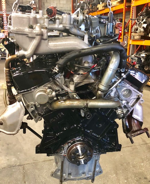 Mitsubishi Montero 3.5L Engine 2001 2002 | A & A Auto ...