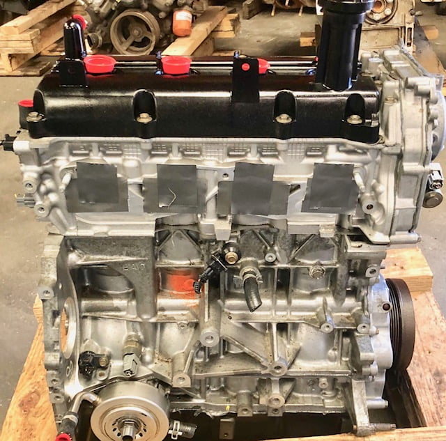 Nissan Frontier Engine 2 5l 2005 2006 2007 2008 A Amp A