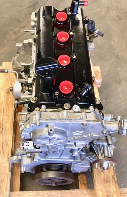 Nissan Frontier Engine 2 5l 2005 2006 2007 2008
