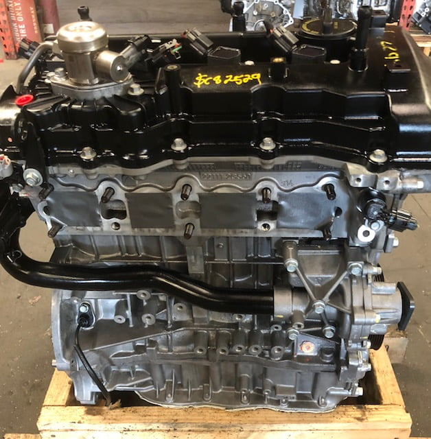 Kia Optima Sorento Hyundai Sonata 2 4l Engine 2012 2013