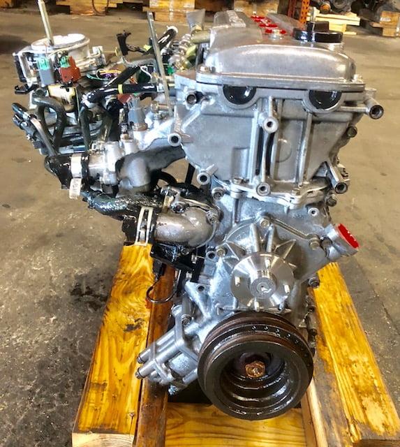 Nissan Frontier Xterra 2.4L Engine 2001 2002 2003 2004 | A ...