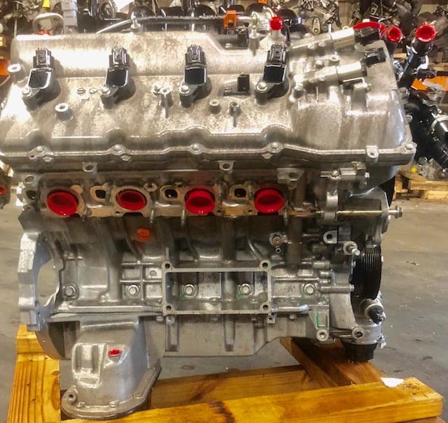 Toyota Sequoia Tundra 5 7l Engine 2007 2008 2009 2010 2011